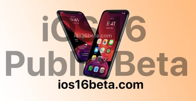 How to Install the iOS 16 and iPadOS 16 Public Beta