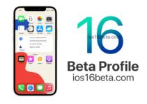 iOS 16 Beta Profile